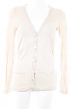 Sisley Cardigan creme Casual-Look