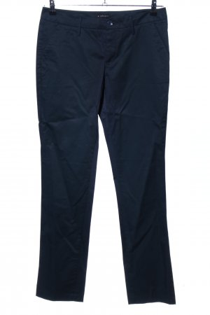Sisley Chinohose blau Casual-Look
