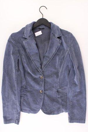 Sisley Klassischer Blazer bleu-bleu fluo-bleu foncé-bleu azur coton