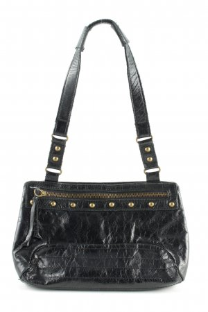 Sisley Handtasche schwarz Elegant