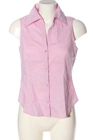 Sisley Blouse-chemisier rose style décontracté