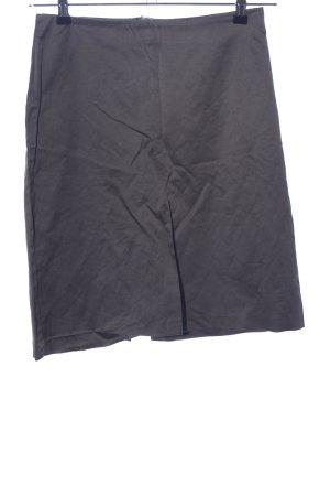 Sisley Minifalda gris claro estilo «business»