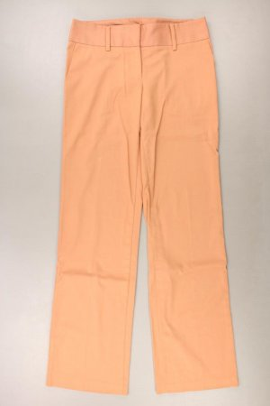 Sisley Hose Größe 34 orange aus Polyester