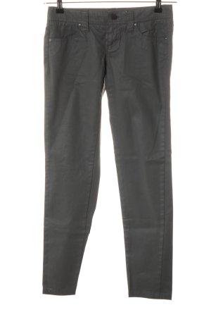 Sisley Hüfthose schwarz Casual-Look