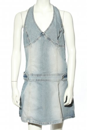 Sisley Jeanskleid blau Casual-Look
