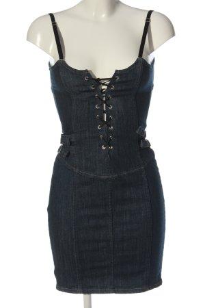 Sisley Jeanskleid blau Casual-Look