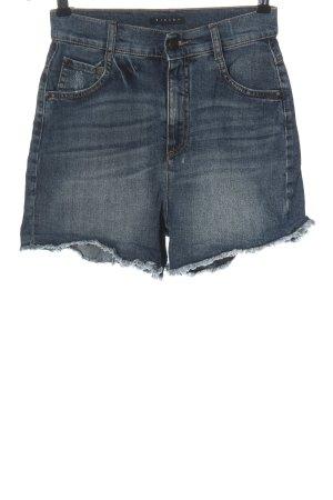 Sisley Jeansshorts blau Casual-Look