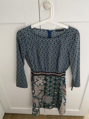 Sisley Vestido de Verano azul pálido