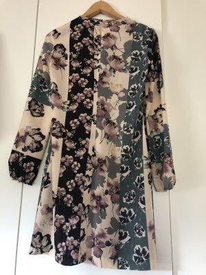 Sisley A-lijn jurk veelkleurig