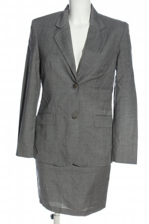 Sisley Ladies' Suit light grey flecked casual look