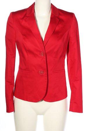 Sisley Kurz-Blazer rot Business-Look