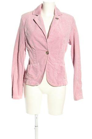 Sisley Kurz-Blazer pink Casual-Look