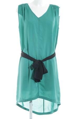 Sisley Kurzarmkleid mehrfarbig Elegant