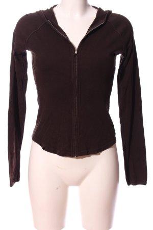 Sisley Langarm-Bluse schwarz Casual-Look