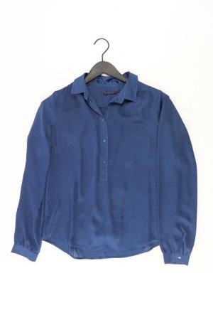 Sisley Langarmbluse Größe S blau