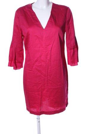 Sisley Langarmkleid pink Casual-Look