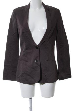 Sisley Long-Blazer braun Business-Look