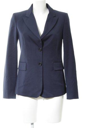 Sisley Long-Blazer blau Business-Look