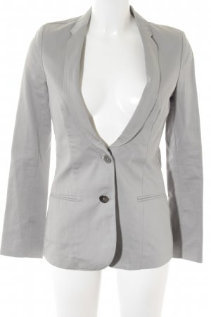 Sisley Long-Blazer grau Casual-Look