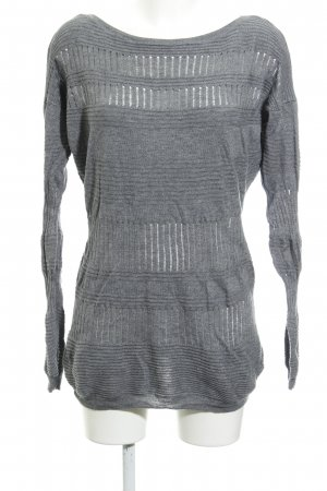 Sisley Long Sweater grey