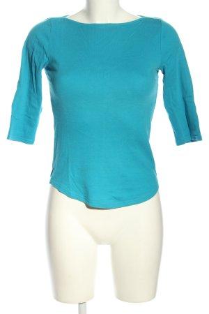 Sisley Longsleeve blau Casual-Look