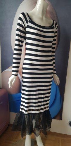 sisley marine style gaultier black & white medium tüll