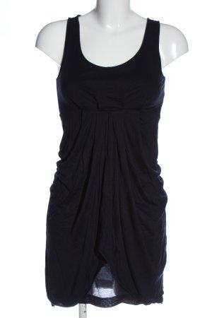 Sisley Minikleid schwarz Casual-Look