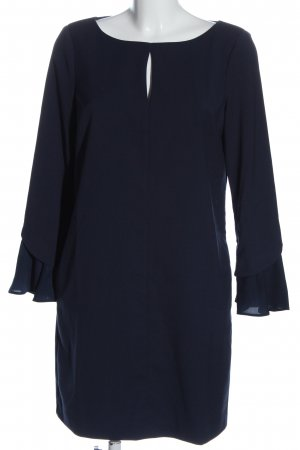 Sisley Minikleid blau Casual-Look