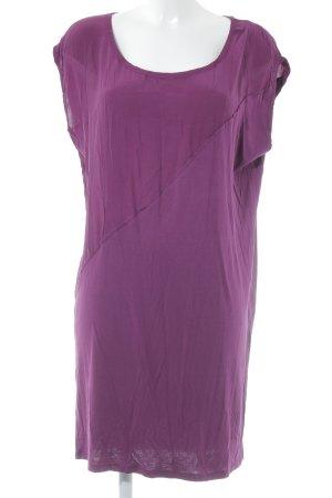 Sisley Minikleid violett Casual-Look
