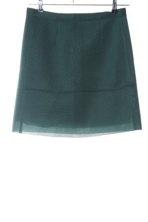 Sisley Minigonna verde stile casual