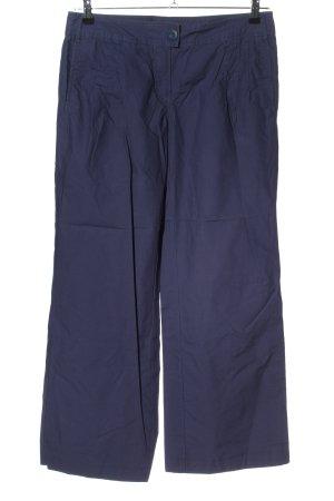 Sisley Pallazzohose blau Casual-Look