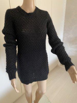 Sisley Pullover schwarz gr L