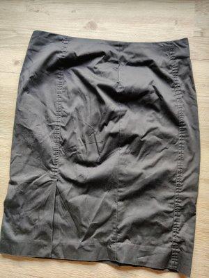 Sisley Spódnica midi czarny