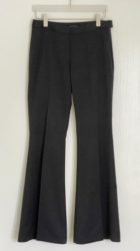 Sisley Pantalone a zampa d'elefante nero