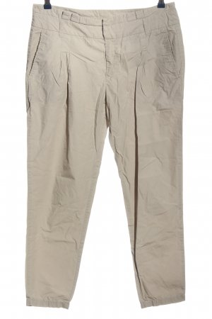 Sisley Jersey Pants light grey casual look
