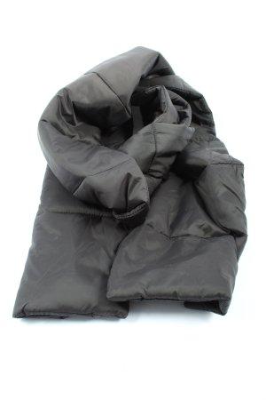 Sisley Schoudersjaal zwart quilten patroon casual uitstraling