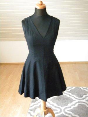 Sisley - schwarz - Kleid - EU 36