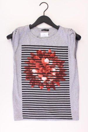 Sisley Shirt Größe 38 grau