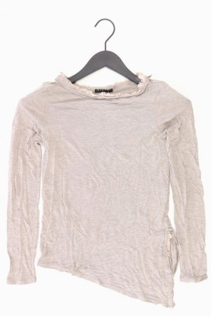 Sisley Shirt Größe XS creme aus Viskose