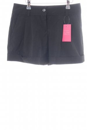 Sisley Shorts schwarz Casual-Look