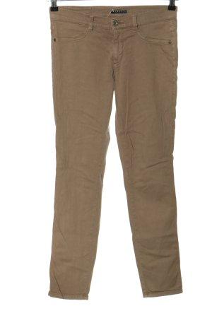 Sisley Skinny Jeans braun Casual-Look