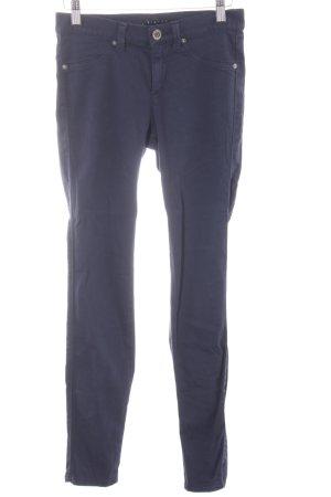 Sisley Skinny Jeans dunkelblau Casual-Look