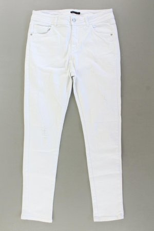 Sisley Jeans skinny bianco sporco
