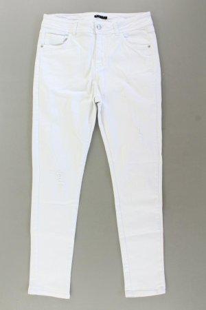 Sisley Vaquero skinny blanco puro