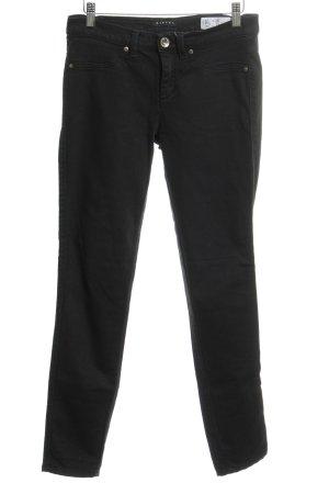 Sisley Skinny Jeans schwarz Casual-Look
