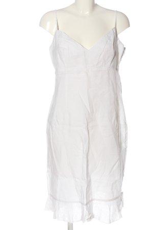 Sisley Sommerkleid weiß Casual-Look