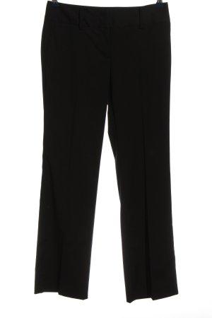 Sisley Jersey Pants black casual look