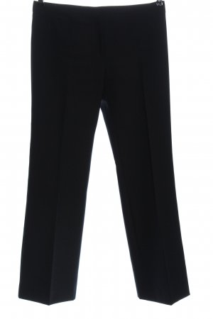 Sisley Jersey Pants black flecked casual look