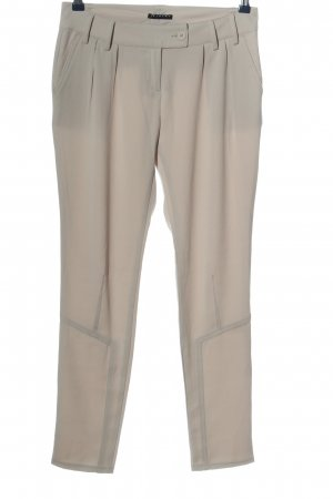 Sisley Stoffhose creme Business-Look