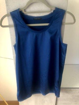 Sisley Zijden top blauw